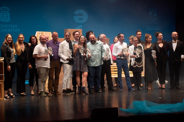 Premios Réplica 2019, ganadores