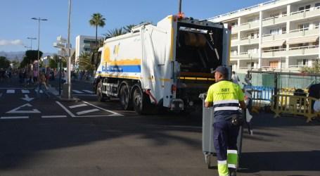 'Fray Escoba' Maspalomas se traslada al jueves 7 de noviembre y no habrá servicio de basura