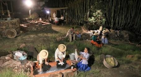 Mogán celebra la Navidad con la 34º edición del Belén Viviente de Veneguera