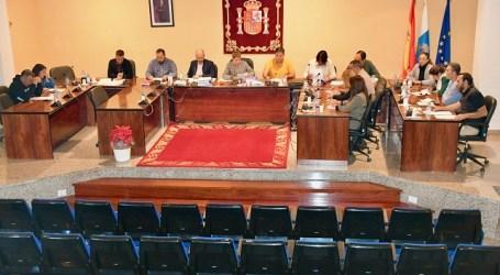El Pleno da luz verde a la instalación de un establecimiento comercial, zona verde y deportiva en Arguineguín