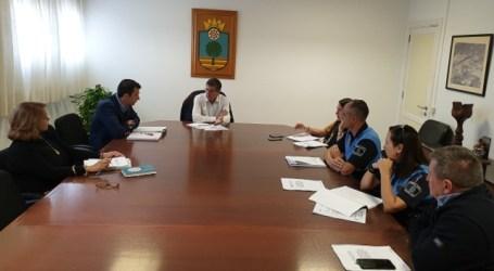 El alcalde se reúne con la Delegación del Gobierno para coordinar y colaborar en la protección de las mujeres maltratadas