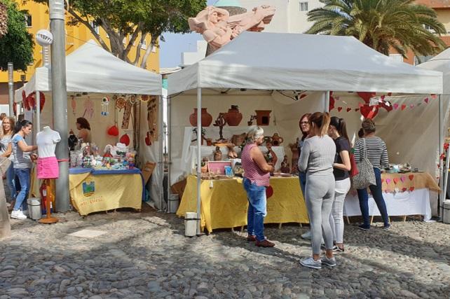 Feria de Artesanía de San Valentín