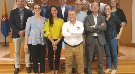 """NC, Fortaleza y PP firman el """"Acuerdo por el Progreso y la Gobernabilidad de Santa Lucía"""""""