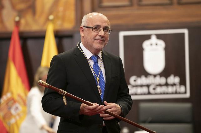 Juntos ganaremos esta batalla Maspalomas News ofrece a sus lectores un artículo de opinión de Antonio Morales Méndez, presidente del Cabildo Insular de Gran Canaria