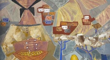 El arte de Antonio Padrón conquistará en Madrid el espacio que merece en la pintura de posguerra