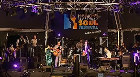"""El Ayuntamiento de San Bartolomé de Tirajana """"prescinde"""" del Maspalomas Soul Festival 2020"""