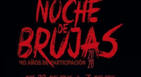 Santa Lucía celebra la Noche de Brujas con exposición, talleres y películas de terror para verlas desde el coche