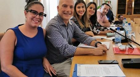 El PSOE de Santa Lucía considera que los presupuestos aprobados no es más que el intento de ocultar la mala gestión