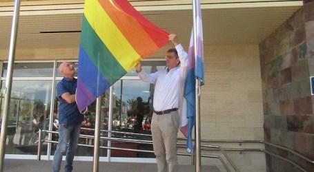 """Santa Lucía defiende la """"Diversas formas de ser y amar"""" en su semana del orgullo LGTBIQ+"""