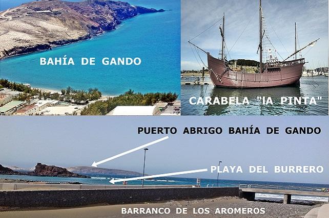¿Estuvieron tripulantes de Cristóbal Colón en playa del Burrero? Maspalomas News ofrece a sus lectores un artículo de opinión de Antonio Estupiñán Sánchez