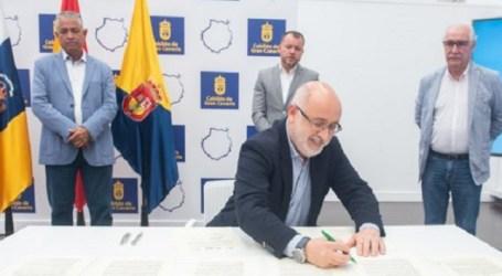 El Cabildo transfiere 600.000 euros a La Aldea para pagar las ayudas a los afectados por el incendio de Tasarte
