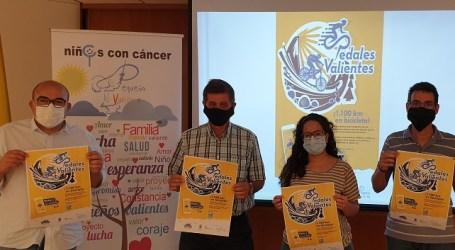 Un grupo de ciclistas hará 1.100 kilómetros del Camino de Santiago en solidaridad con Pequeño Valiente
