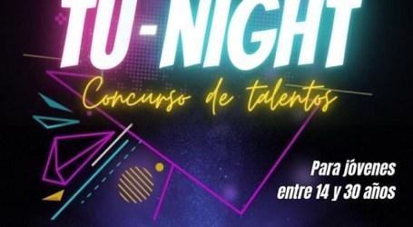 Sigue abierto el plazo para inscribirse en el concurso de talento artístico 'Tu-night' organizado por el Punto J.