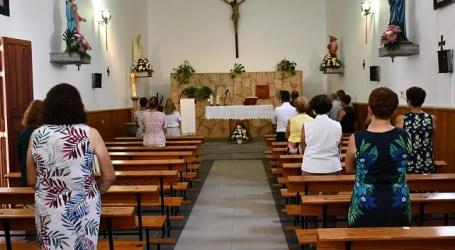 Mogán celebra la misa en honor a la Virgen de Fátima
