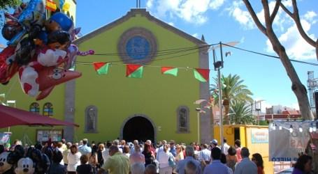 Vecindario celebra las fiestas de San Rafael con el espíritu solidario de siempre con una ofrenda y un concierto