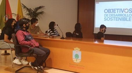El Consejo de la Infancia y Adolescencia de Santa Lucía defiende las energías limpias, el acceso al agua y el consumo responsable