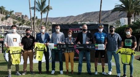 Free Motion Desafío La Titánica, el reto ciclista de Gran Canaria