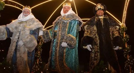 El Ayuntamiento organiza el mayor recorrido en los últimos años de los Reyes Magos de Oriente