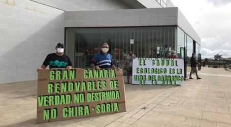 Proyecto Chira-Soria: el sacrificio del barranco de Arguineguín