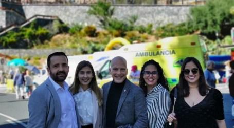 El grupo socialista insta al Ayuntamiento de Santa Lucía al reconocimiento público de Nono Castro
