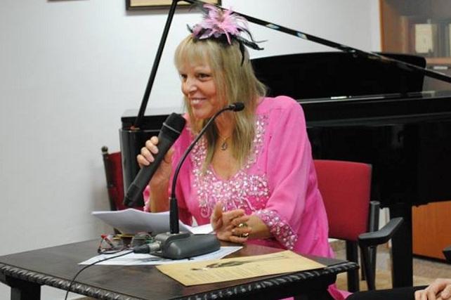 Rosario Valcárcel, piano