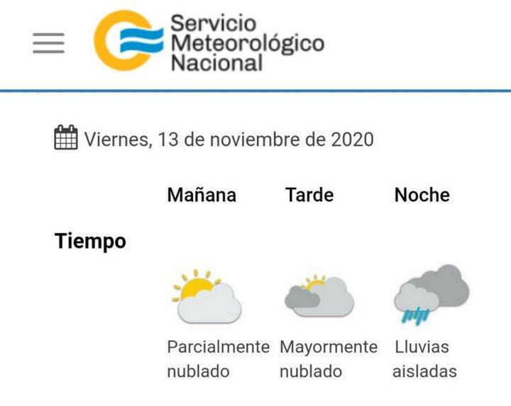 clima 2020-11-13