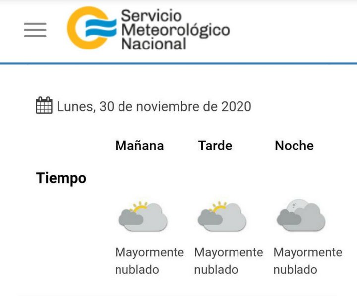 clima 30