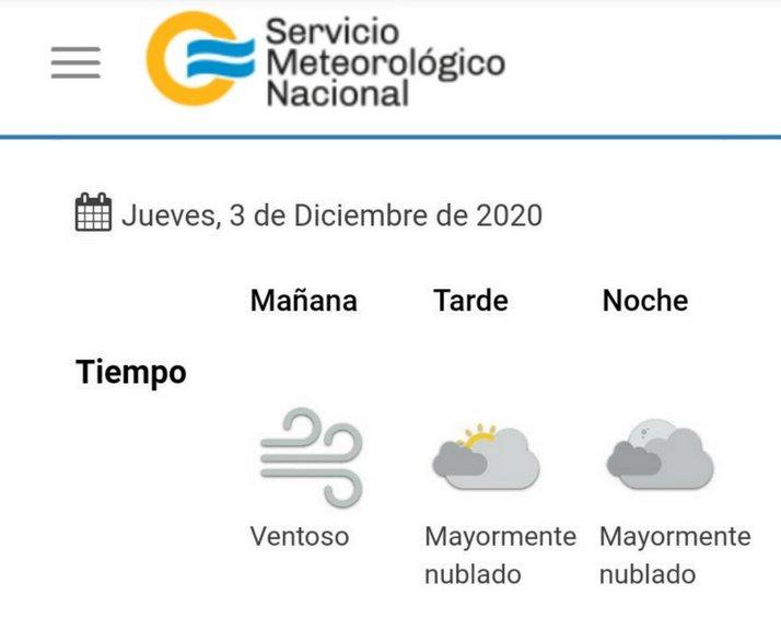 clima 2020-12-03