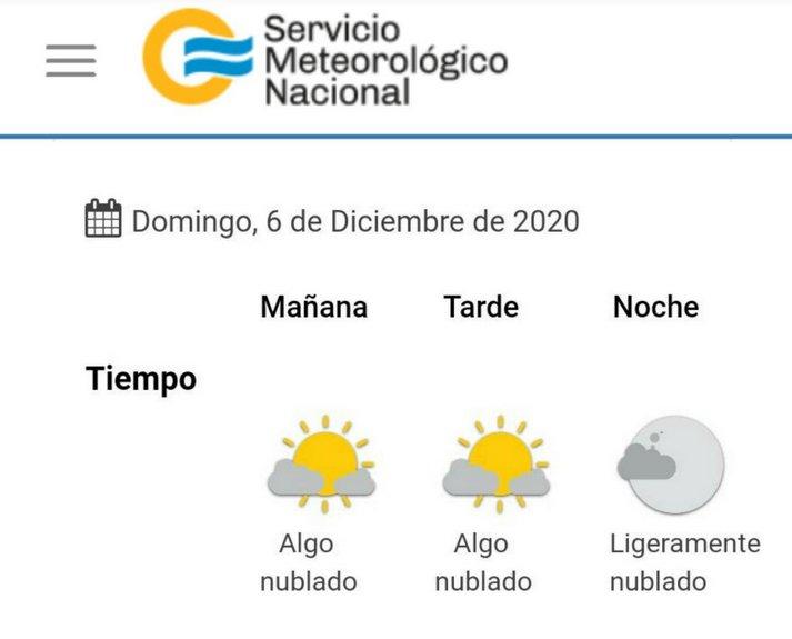 clima 2020-12-06