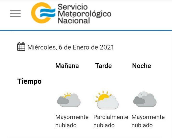 clima 2021-01-06