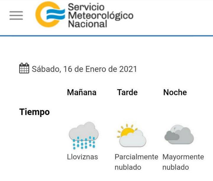 clima 2021-01-16
