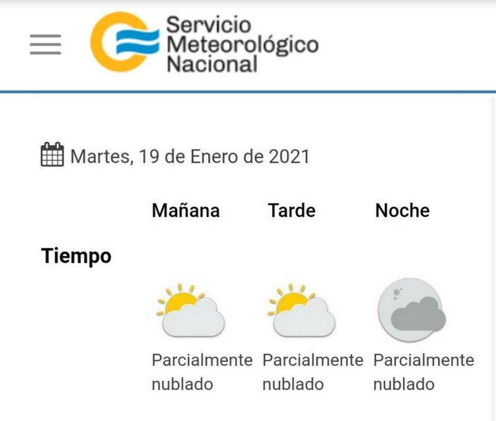 clima 2021-01-19