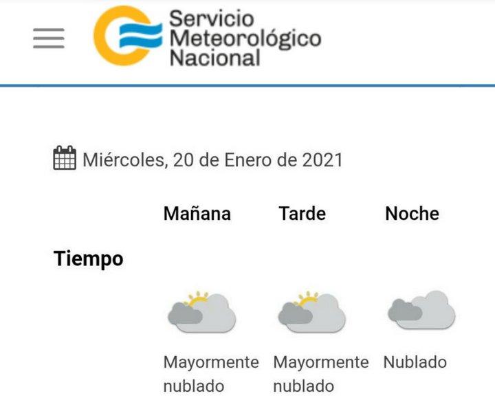 clima 2021-01-20