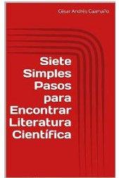 Encontrar literatura cientifica