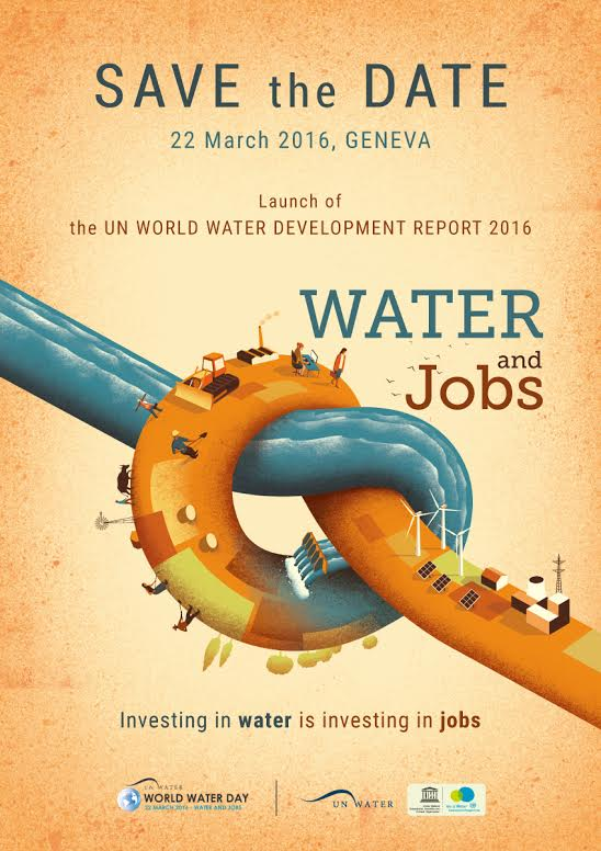 Water and jobs