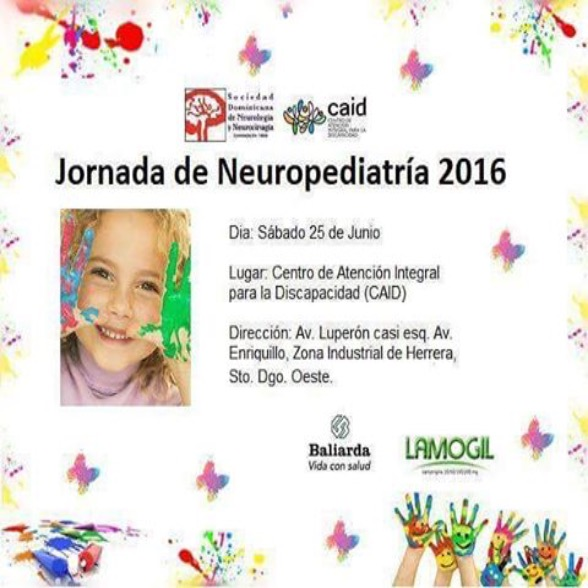 Jornada Neuropediatria CAID