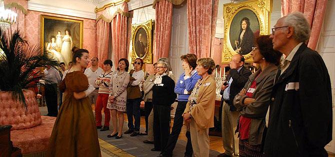 Ofertas de empleo en Madrid para monitores en museos