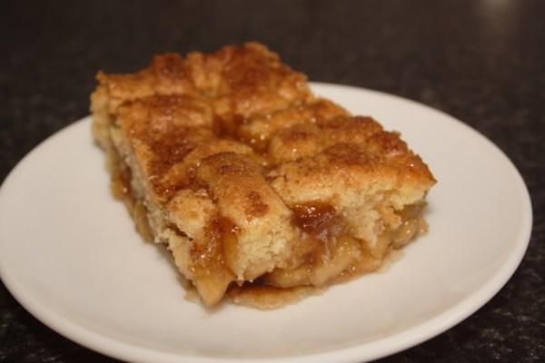 TARTA DE MANZANA (Apple Pie) 14