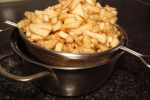 TARTA DE MANZANA (Apple Pie) 3