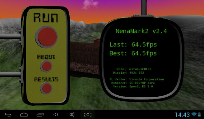 Nenamark 2 en Wolder mitab genius