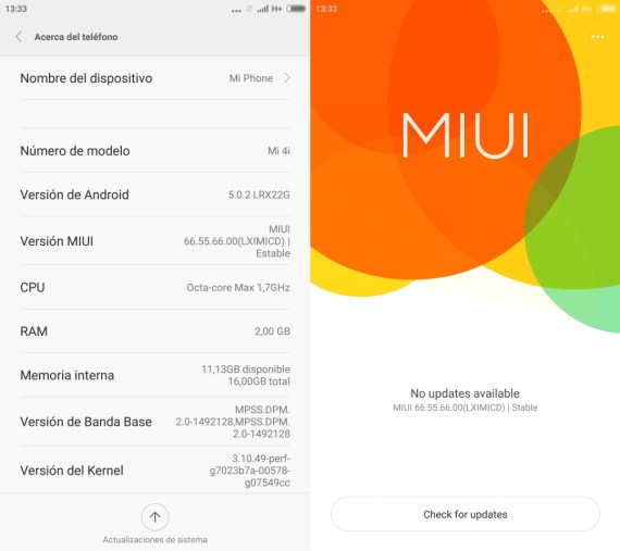 version-miui-android-xiaomi-mi4i