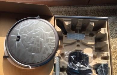 Caja chuwi ilife a4 aspirador