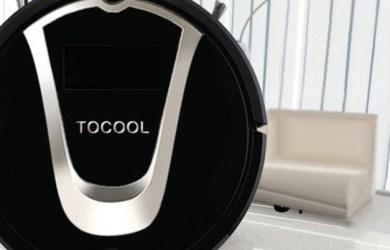 TOCOOL TC 750 sensores