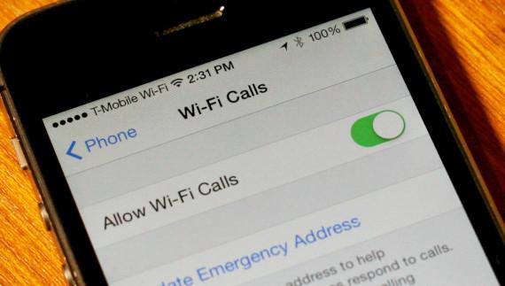 Llamadas WiFi