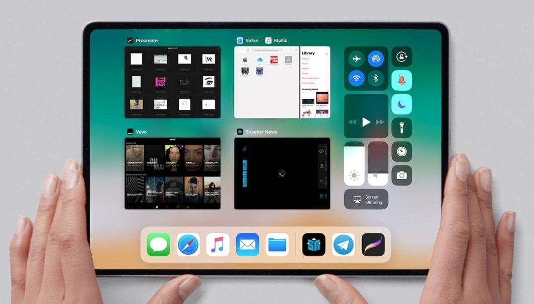 iPad Pro de 2018 de 11 pulgadas
