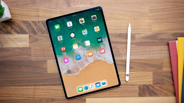 iPad Pro de 2018 con pantalla de 12,9 pulgadas