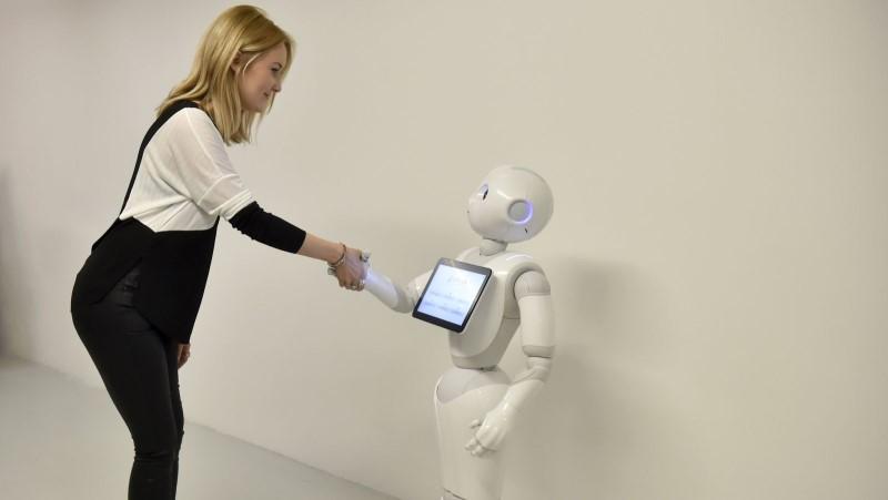 Máquinas y Seres Humanos