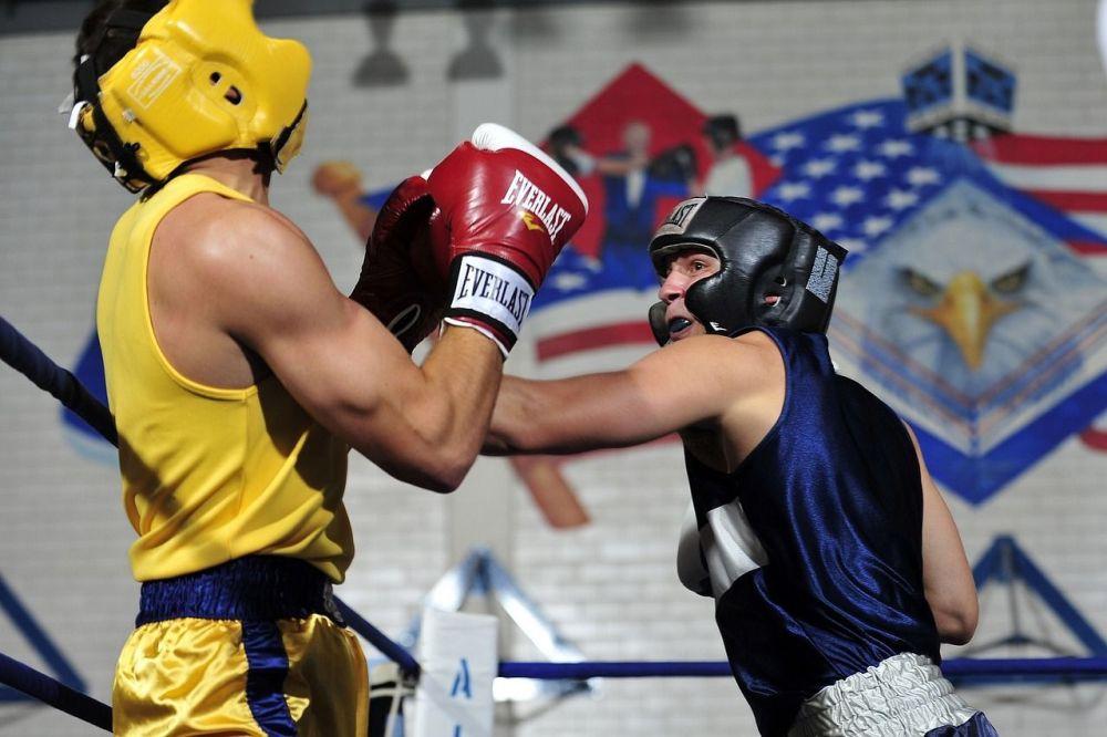 Los beneficios del boxeo