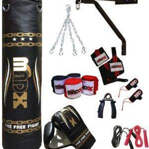 Saco boxeo Madx 13 piezas