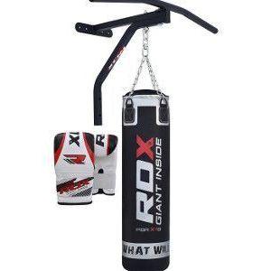 Saco de boxeo RDX negro